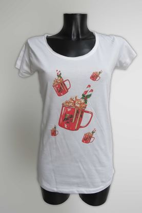 Picture of T - SHIRT STAMPATA NATALE